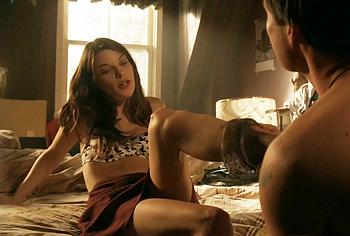 Lauren German pussy video