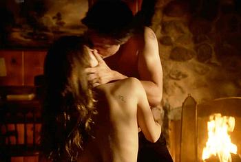 Lauren German sex movie scenes
