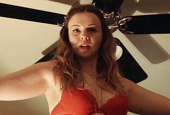 Amber Tamblyn sex tape
