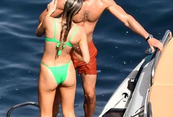 Rebecca Rittenhouse bikini