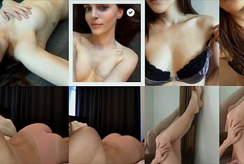 Madeline Brewer leaked nude