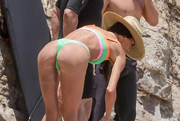 Morgan Brown ass