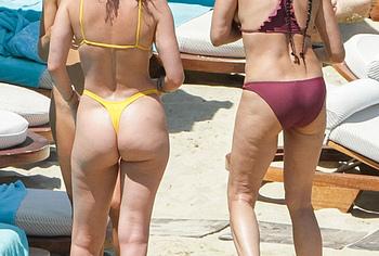 Demi Moore ass