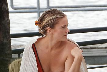 Alicia Agneson naked sex