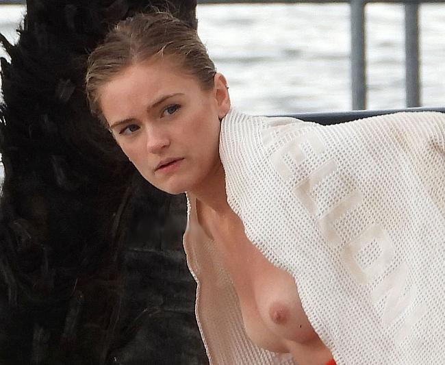 Alicia Agneson nude photos