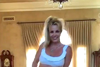 Britney Spears nude pussy