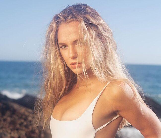 Madison Iseman sexy