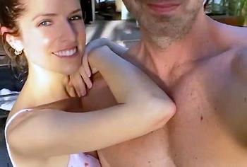 Anna Kendrick bikini photos