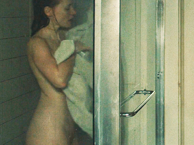 Jessica Chastain frontal nude