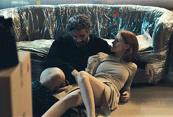 Jessica Chastain nude video