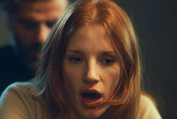 Jessica Chastain sex tape
