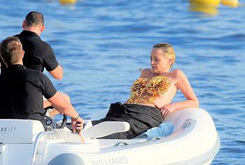 Sharon Stone nudes photos