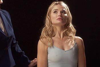 Emma Rigby sexy movie scenes