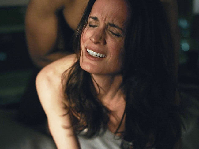 Elizabeth Reaser nude doggy sex