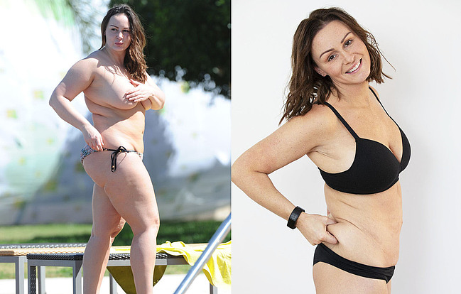 Chanelle Hayes nude photos